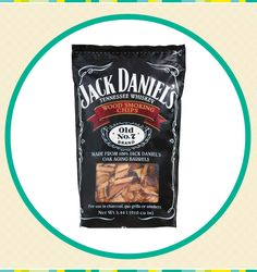 Use this in charcoal grills, gas grills, or smokers. Made from 100% Jack Daniel's oak aging whiskey barrels.