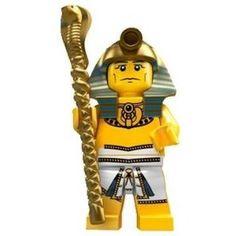 LEGO - Minifigures Series 2 - PHARAOH