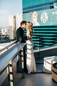 Modern Mgm Grand Wedding From Heather Elizabeth Photography Las Vegas