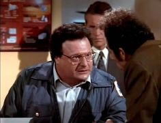 my pick for funniest supporting character on tv. check out the seinfield episode where he explains the stress of his mail man  job.