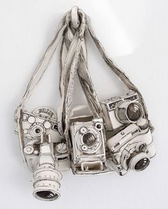 by Katharine Morling #art #cameras