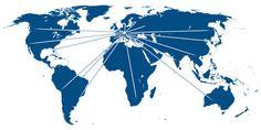Je nach den Bedürfnissen der Kunden wählt Sobolak International sorgfältig die richtigen Partner für weltweite Umzugs- und Relocationservices aus. Mehr Infos auf www.sobolak.com #Umzug #Übersiedlung #Relocation