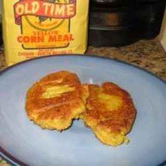 fried cornbread recipes