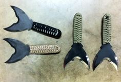 Garrison Fighting Knives !