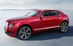 New Bentley crossover. I think it's kind of handsome! Bentley Suv, New Bentley, Pride Auto, Car Sketch, Car And Driver, Car Detailing, Concept Cars, Luxury Cars, Cool Cars
