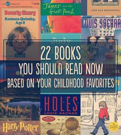 22 Books You Should Read Now, Based On Your Childhood Favorites http://www.buzzfeed.com/ariannarebolini/books-to-read-based-on-your-childhood-favorites?bftw… pic.twitter.com/NDvlBXI6v1