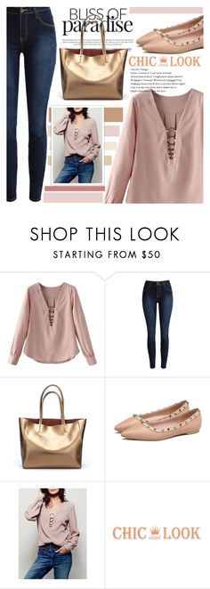 """""""CHICLOOK"""" by jenny007-281 ❤ liked on Polyvore"""