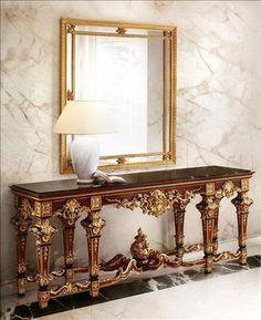 Консоль ANGELO CAPPELLINI 4329, производитель ANGELO CAPPELLINI, коллекция ACCESSORIES – итальянская мебель на заказ «ARREDO»