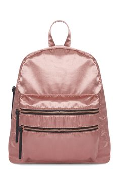 Blush backpack, Primark. Spring/Summer Trends 2017