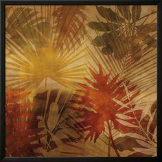 Sunlit Palms I Art by John Seba - at AllPosters.com.au