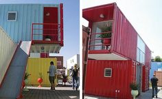 Shipping Container Home FAQs You Should Know #ContainerHomes Here are some common questions that have been asked and answered by people who are interested in building a container home or who have already done so. Learn more...