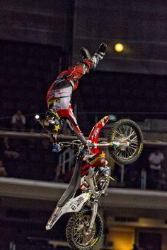Metal Mulisha: 2012 x games 18 moto x freestyle Freestyle Motocross, Nitro Circus, Living On The Edge, X Games, Metal Mulisha, Hot Bikes, Dirtbikes, Bike Life, Ducati
