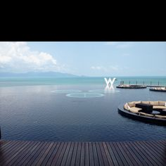 Current location- The W Koh Samui. Amazing isn't enough to describe this!