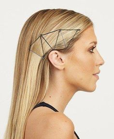We'll show you how to use your bobby pins and take them from practical to pretty for some fun hair art.