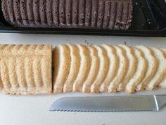 Metrový koláč, recept, Zákusky | Tortyodmamy.sk Bread, Cake, Recipes, Basket, Brot, Kuchen, Recipies, Baking, Breads