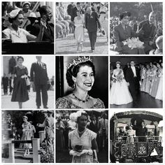 Happy Birthday Queen Elizabeth - 1950s style icon