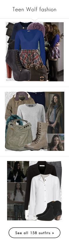 """""""Teen Wolf fashion"""" by elenadobrev90 ❤ liked on Polyvore featuring Trasparenze, Miss Sixty, John Lewis, Closed, Jeffrey Campbell, Ally Fashion, Barbour, Dolce&Gabbana, MANGO and Be & D"""