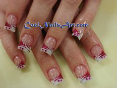 We have got for the nail art lovers 30 best handpicked nail art ideas, that can be done simply with black and white nail polish. Description from naildesigny.com. I searched for this on bing.com/images