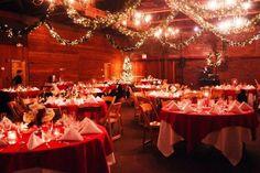 Red Christmas Wedding Ideas 2013 DIY Pinterest