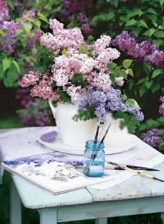 Lilacs: Spring's Favorite Perfume