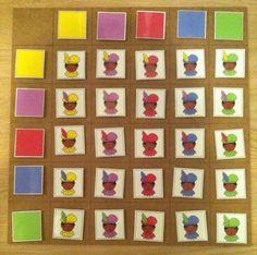Begeleide of zelfstandige activiteit - Matrix Logic Puzzles, Theme Noel, Saint Nicholas, School Themes, Edd, Crafts For Kids, Preschool, December, Teaching