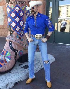 Send me your pics in Wrangler Scruffy Men, Hairy Men, Men In Tight Pants, Hot Men Bodies, Hot Country Boys, Cowboys Men, Cowboy Outfits, Bear Men, Men In Uniform