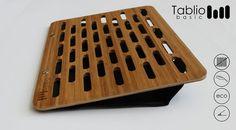 Laptop stand portable desk laptop table Imac desk Work by rldh
