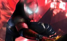 WALLPAPERS HD: Spider Man Avengers Infinity War