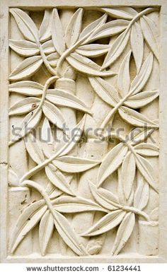 Balinese stone carving