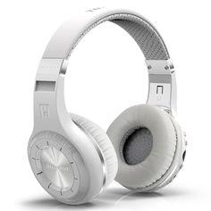 Bluedio H+ Wireless Bluetooth Stereo Headphones&Earphones Over-ear Headset Built-in Mic Micro-SD/FM Radio