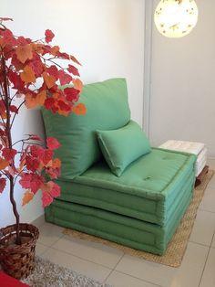 Futon Turco, sob medida, sofa cama modelo Turco em L