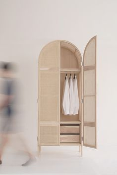 cane collection | small closet | kleiderschrank