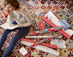 It's almost that time of the year!  Follow the Cath Kidston Pinterest page to get ahead in time for Christmas | Cath Kidston |