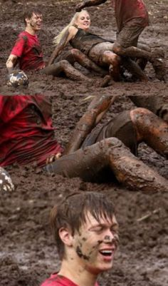 The Mud Pit of awkward