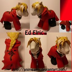 Edward Elric by ~AnimeAmy on deviantART