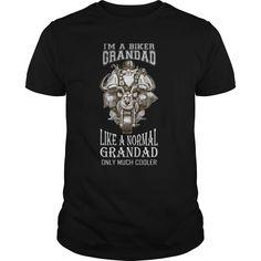 BIKER GRANDAD - MY FATHER T SHIRT T-Shirt #father #fatherday #fathersday #fathergifts #fatherdaygifts Cute Shirts, Funny Shirts, Awesome Shirts, Family Humor, Funny Family, Fathers Day Shirts, Best Mother, Family Shirts, Sports Shirts