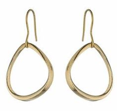 New earrings in bright bronze from Kalevala Jewelry's Astro jewelry collection. Nordic Design, Designer Earrings, Jewelry Collection, Hoop Earrings, Bronze, Jewels, Pendant, Silver, Gold