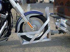 """HowStuffWorks """"Motorcycle Towing Cradles"""""""
