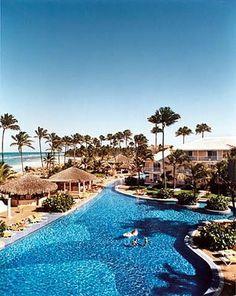 Punta Cana, Dominican Republic. Honeymoon