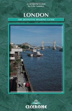 London - The Definitive Walking Guide  By Colin Saunders