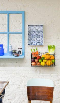 Veja como dar ares mediterrâneos para sua cozinha no blog da Rita Lobo!