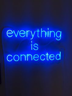 blue neon light everything is connected Blue Aesthetic Dark, Aesthetic Colors, Aesthetic Pictures, Night Aesthetic, Ravenclaw, Photowall Ideas, Hipster Vintage, Vintage Wear, Everything Is Blue