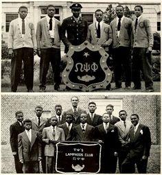 Omega Psi Phi @ North Carolina Central University 1944