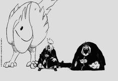 Sasori and Deidara Sasori And Deidara, Naruto Shippuden, Boruto, Teenage Ninja, Akatsuki, Creatures, Kawaii, Animation, Manga