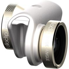 Olloclip 4-in-1 Lens for iPhone 6 and iPhone 6 Plus - Gold/White
