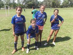 El campeonato Interbarrial abarcaba tanto al fútbol masculino como femenino.