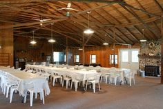 Chadwicke Dining Hall Seats up to 150 people - $450 per day (with meal plan, Chadwicke is included).