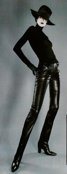 Stella Tennant   Vogue Paris