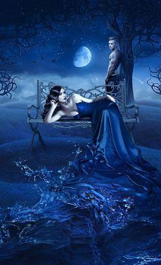 Fantasy Art ~ by Nathalia Suellen