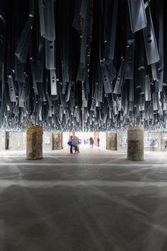 Venice Architecture Biennale 2016: Chilean architect Alejandro Aravena has used…